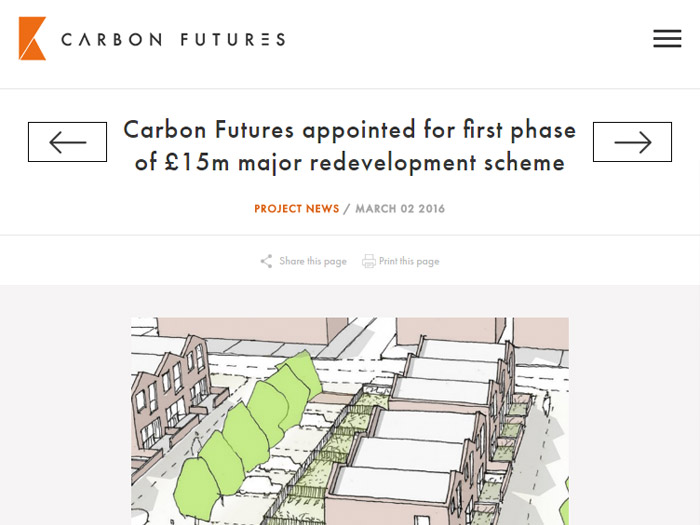 Carbon Futures example 4